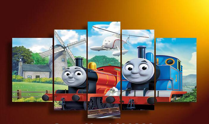 Engine clipart kereta Kereta kereta on Lukisan canvas