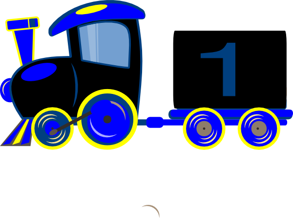 Locomotive clipart kereta api Vector com  Train as: