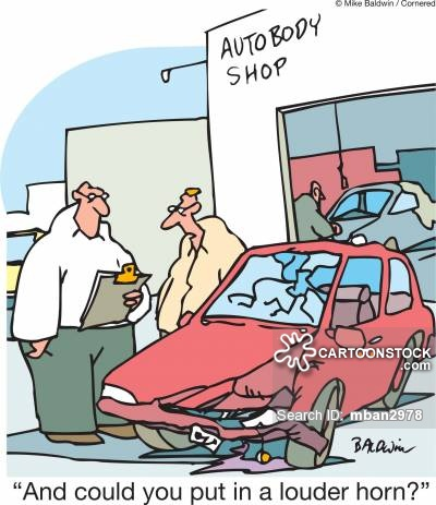 Wreck clipart auto body repair From 96 of Mechanic Auto