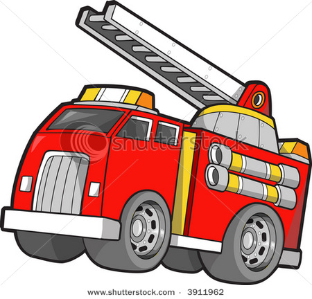 Engine clipart motion Friends Fire At School Clipart