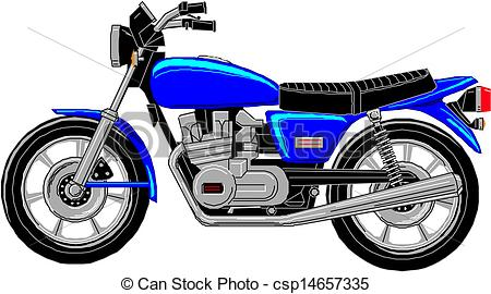 Engine clipart motorbike Search Vector Art Motorcycle of