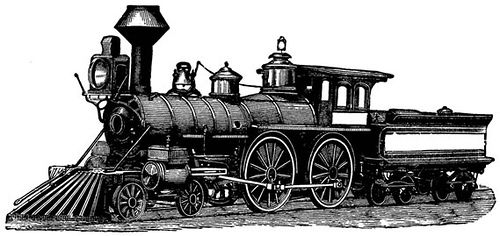 Engine clipart old train I Trains Like cliparts Trains