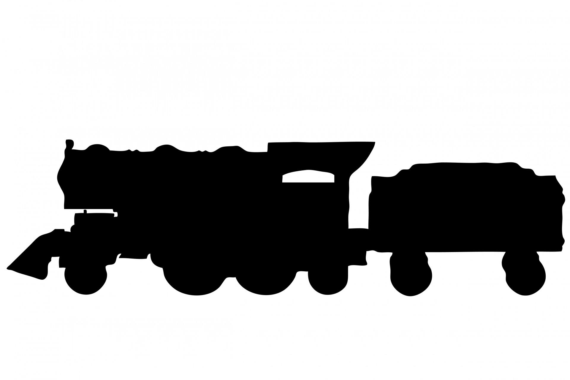 Railways clipart steam engine #4