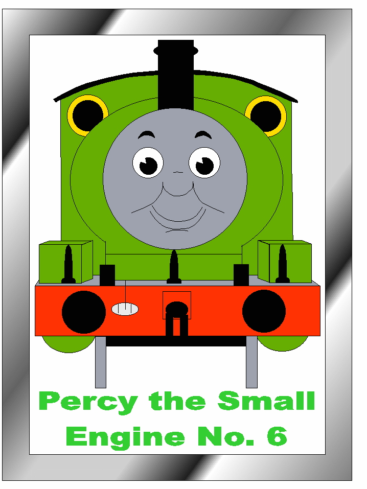 Engine clipart percy Clipart Art Percy Free Clipart