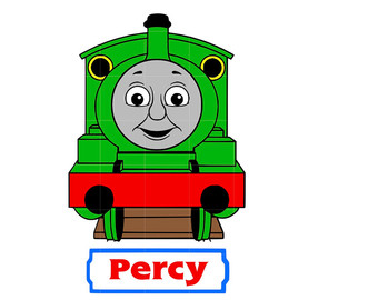 Engine clipart percy Percy Clip percy Art –
