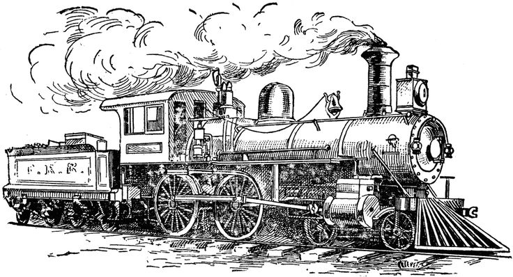 Locomotive clipart steam Clipart steam images on free
