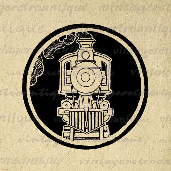 Steam clipart front Engine  Train Download Engine