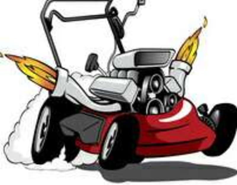 Engine clipart small engine & Repair Engine Mowers