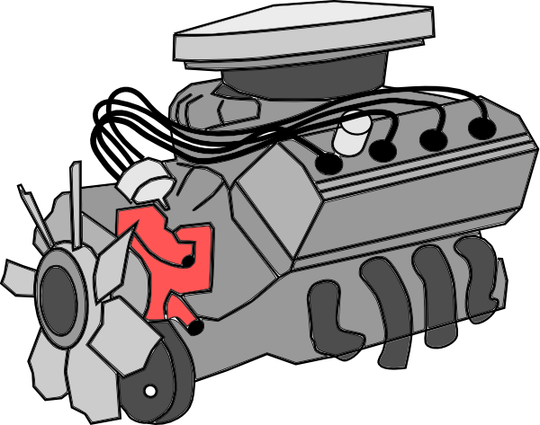 Engine clipart small engine Engine large clip PNG: at