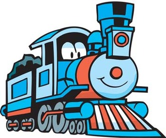 Engine clipart steam train Train  Art on Clip
