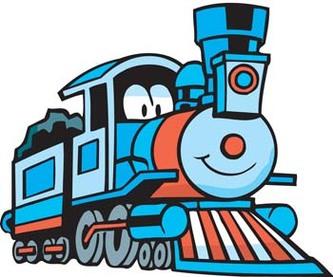 Engine clipart steam train  Art on Clip Clip