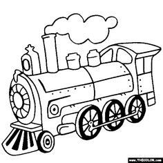 Steam clipart steam locomotive Clipart Train Info Steam Clipart
