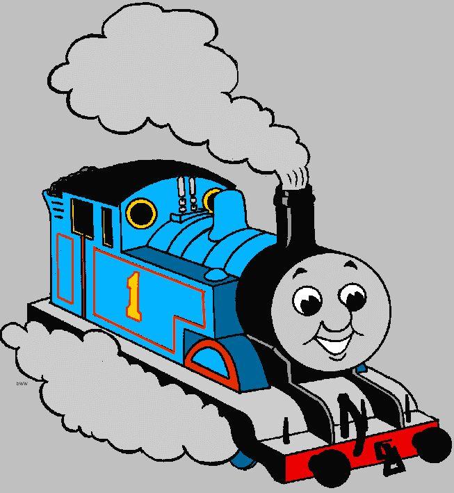 Engine clipart thomas train The Thomas Train & ses