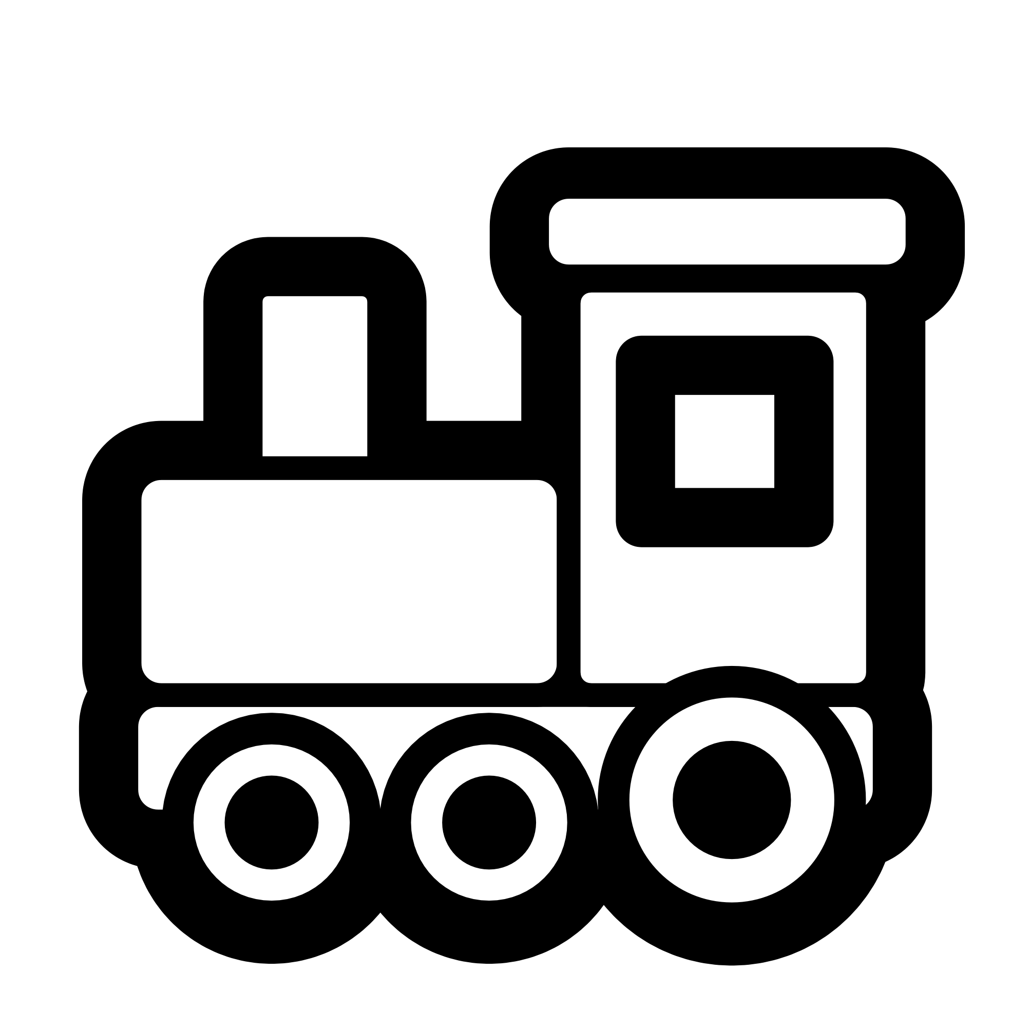 Locomotive clipart black and white Art trains toy 2 cartoon