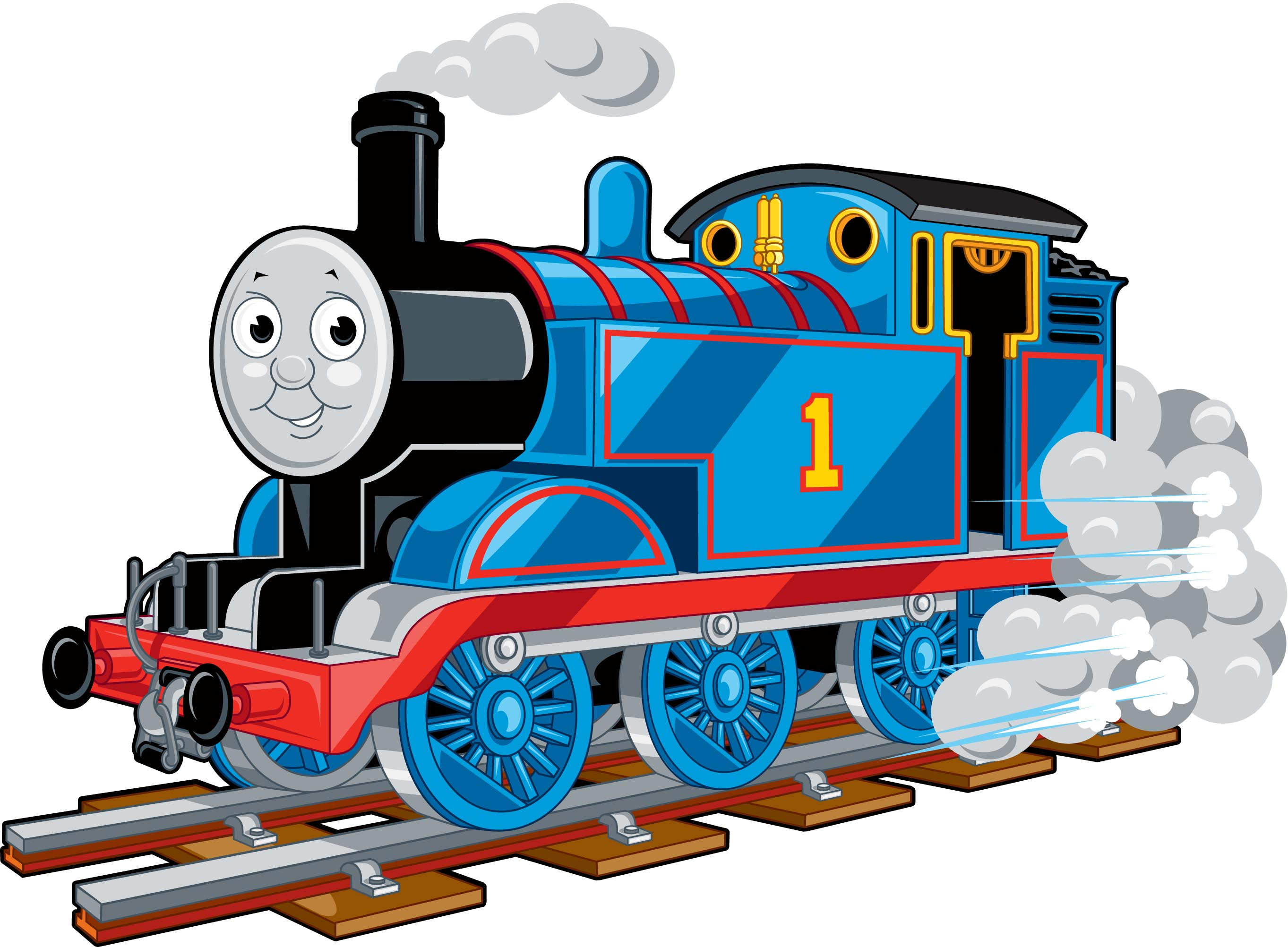 Engine clipart transportation And Thomas Transportation Cliparts Thomas