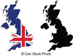 England clipart  Illustrations vector Clipart Stock