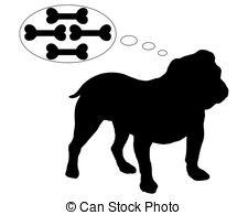 English Bulldog clipart Clipart Bulldog EPS Bulldog Bulldog