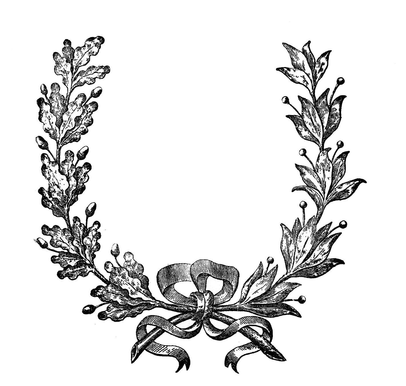 Goblet clipart vintage french Vintage The Vintage Engraving Engraving