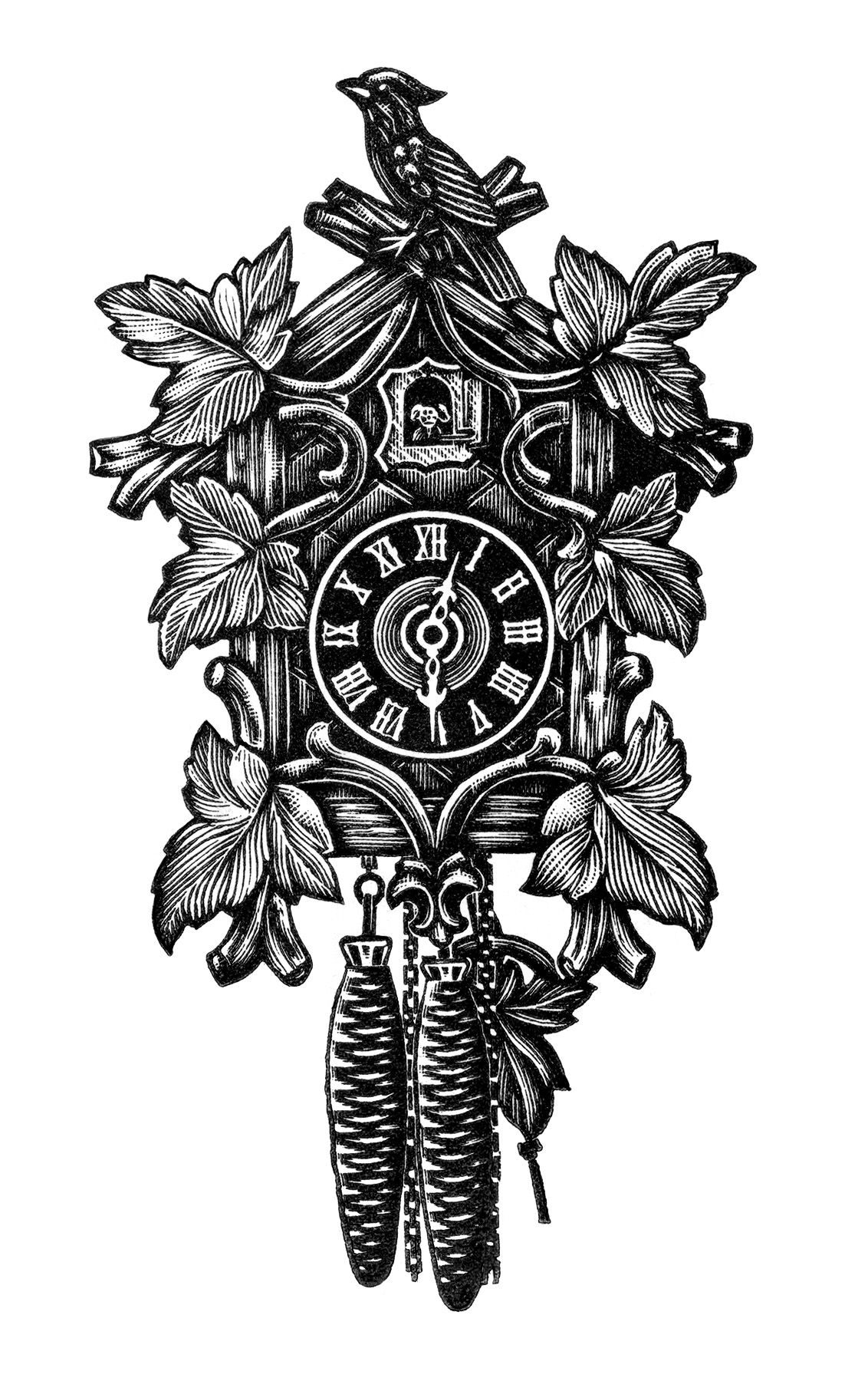 Engraving clipart clock And white art white antique