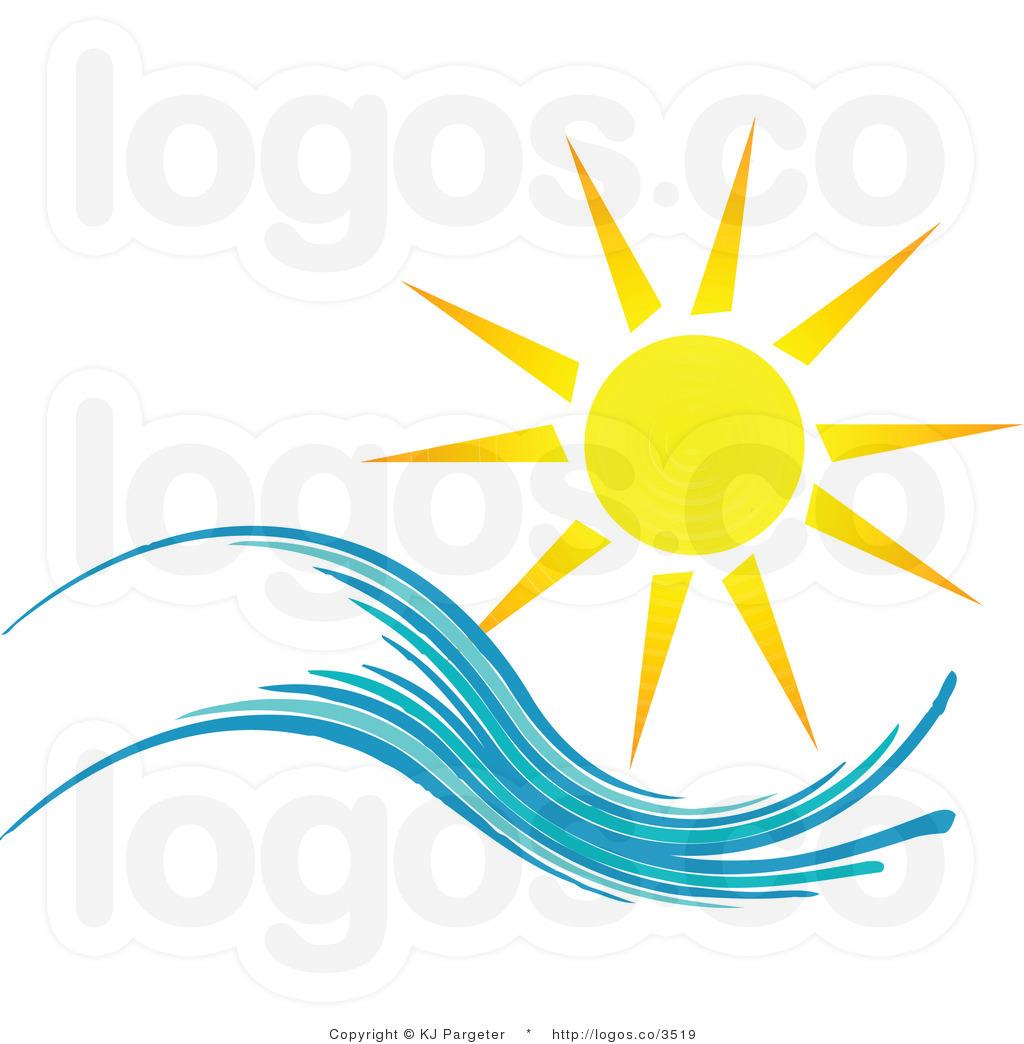 Engraving clipart logo Summer Logo Clip Royalty Wave