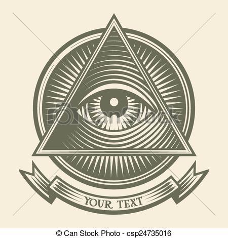 Engraving clipart logo Art eye Vector All All
