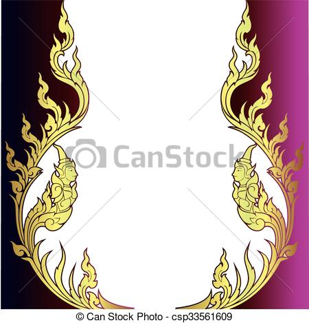 Engraving clipart ornament Ornament Vector retro Clipart with