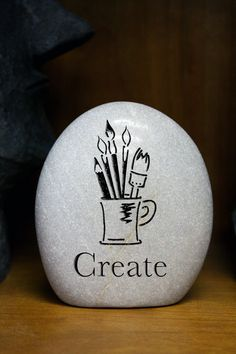 Engraving clipart rock stone Artist Pix by Stone Musician