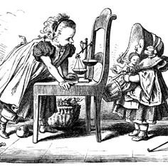 Engraving clipart victorian Classroom or Victorian clipart Victorian