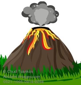 Eruption clipart animated Volcano Topic My Volcano Animated