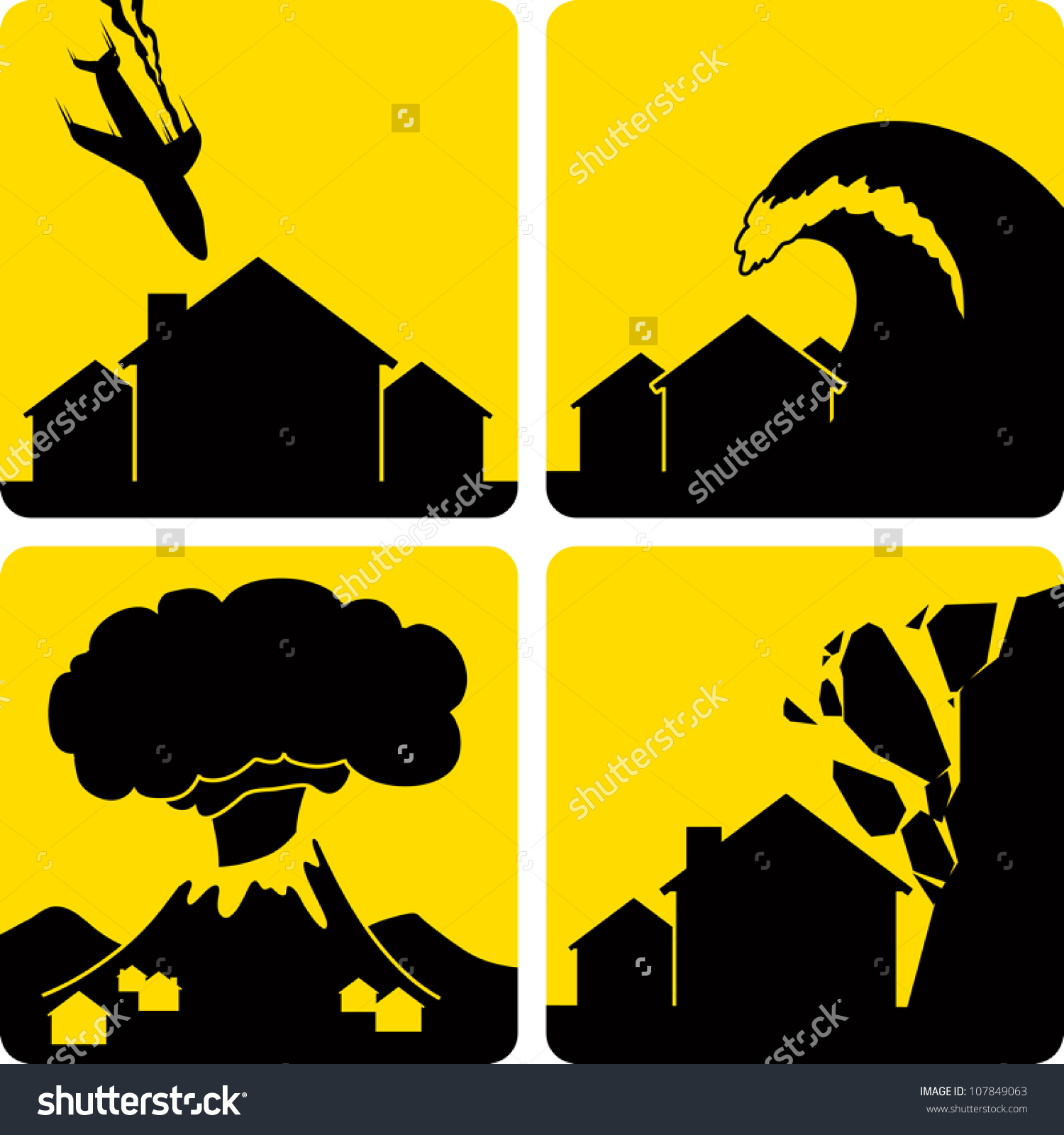 Disaster clipart all natural 20clipart #126 20clipart 88 Earthquake