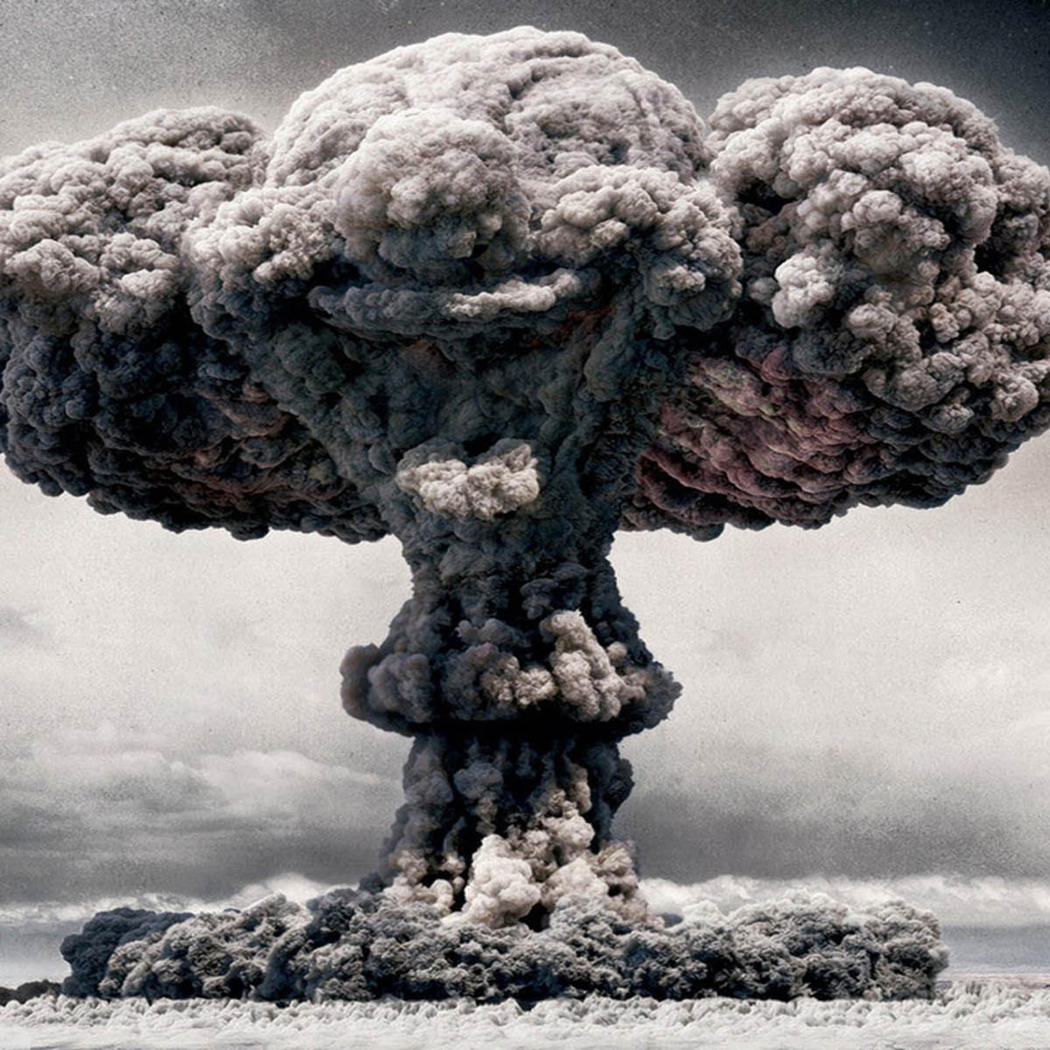Eruption clipart mushroom cloud Cloud Atomic  Best 15