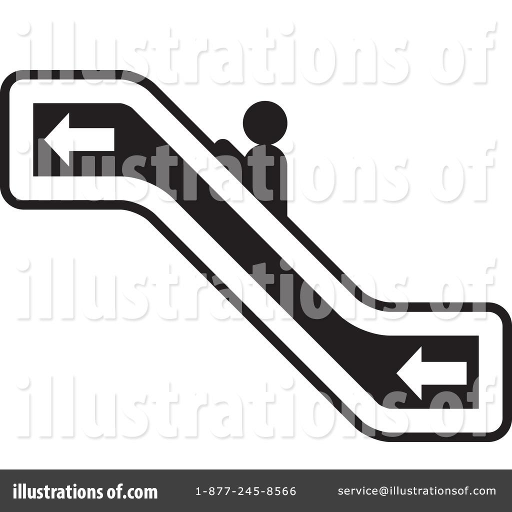 Escalator clipart (RF) Free Escalator Clipart #1233745