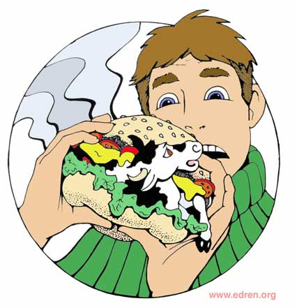 Escherichia Coli clipart cartoon Undercooked Shortt) www Childhood coli