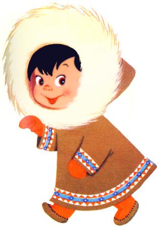Eskimo clipart cartoon Eskimo Savoronmorehead Clipart Clipart Savoronmorehead