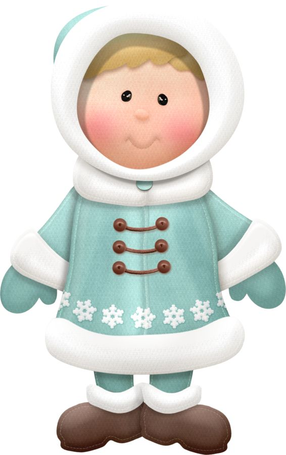 Eskimo clipart jacket GIRL 80 about Pinterest images