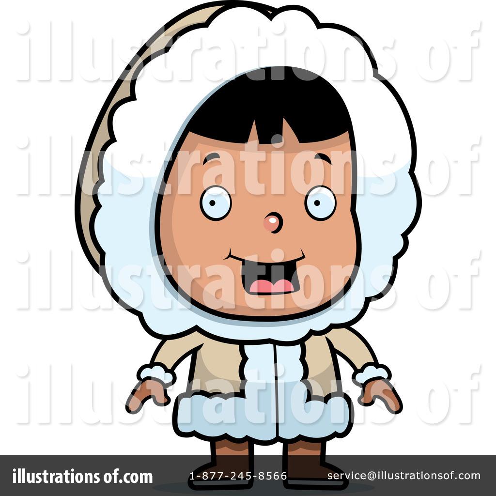 Eskimo clipart #15