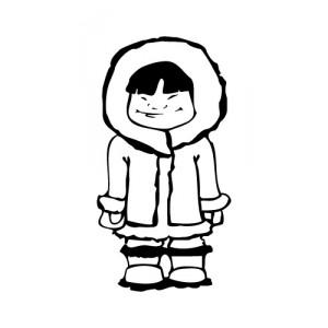 Eskimo clipart snow covered house Savoronmorehead Clipart Eskimo Clipart Savoronmorehead