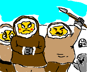 Eskimo clipart angry Parade A of of for
