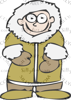 Eskimo clipart animated Silly More!!! Animated People Gifs
