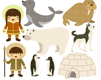 Eskimo clipart arctic Making Toppers Crafts Scrapbooking Life
