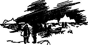 Eskimo clipart arctic Igloo Clip Art Arctic Eskimo