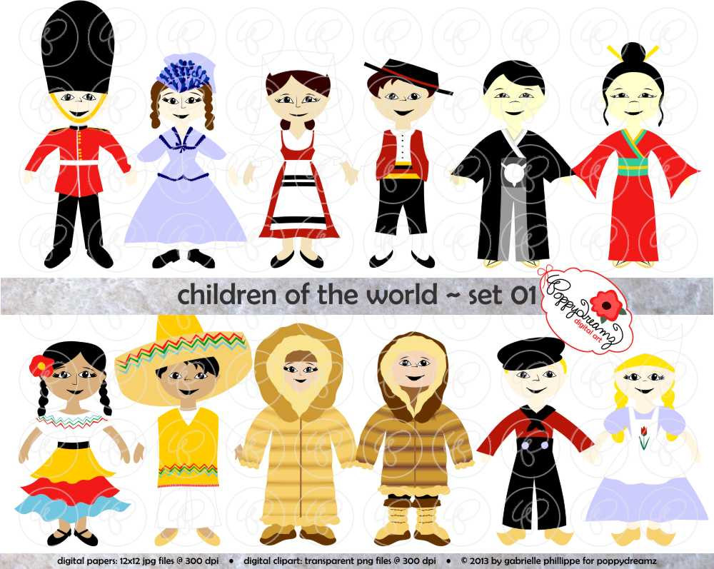 Eskimo clipart arctic England Clip Children the World