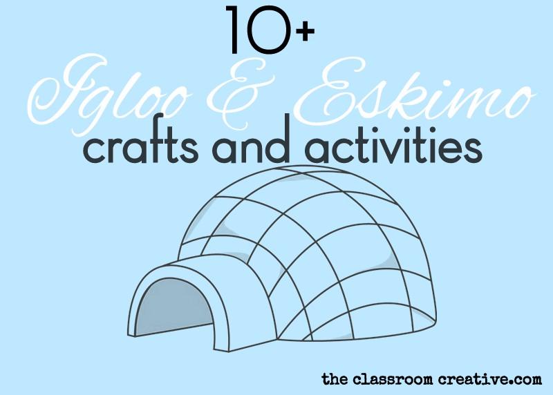 Eskimo clipart building igloo & Ideas Kids for Igloos