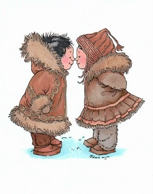 Eskimo clipart coat Really Pinterest about I the