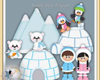 Eskimo clipart cute Clipart South Polar Bear Clipart