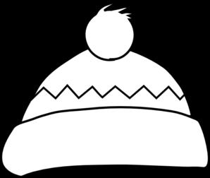Eskimo clipart hat Black clipart hat Clipart Free