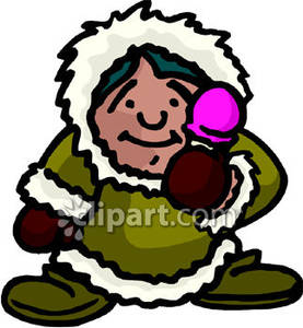 Eskimo clipart ice cream Picture Ice Cream Ice Free