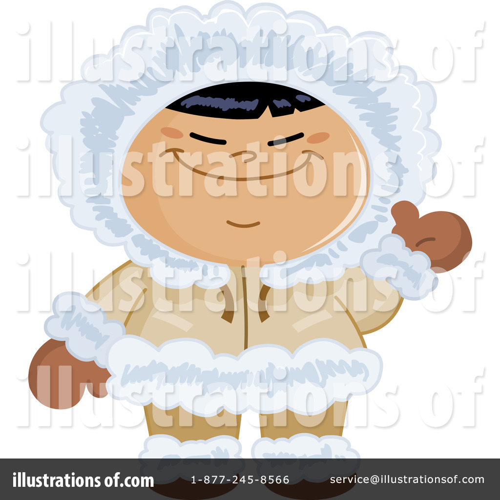 Eskimo clipart little By Royalty Illustration yayayoyo Clipart