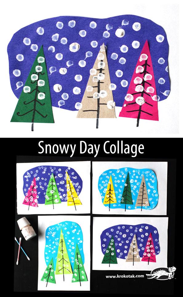 Eskimo clipart snowy day #7