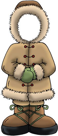 Eskimo clipart winter kid Them Add or 2017 images